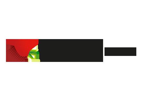 Valkeakosken mansikka-logo